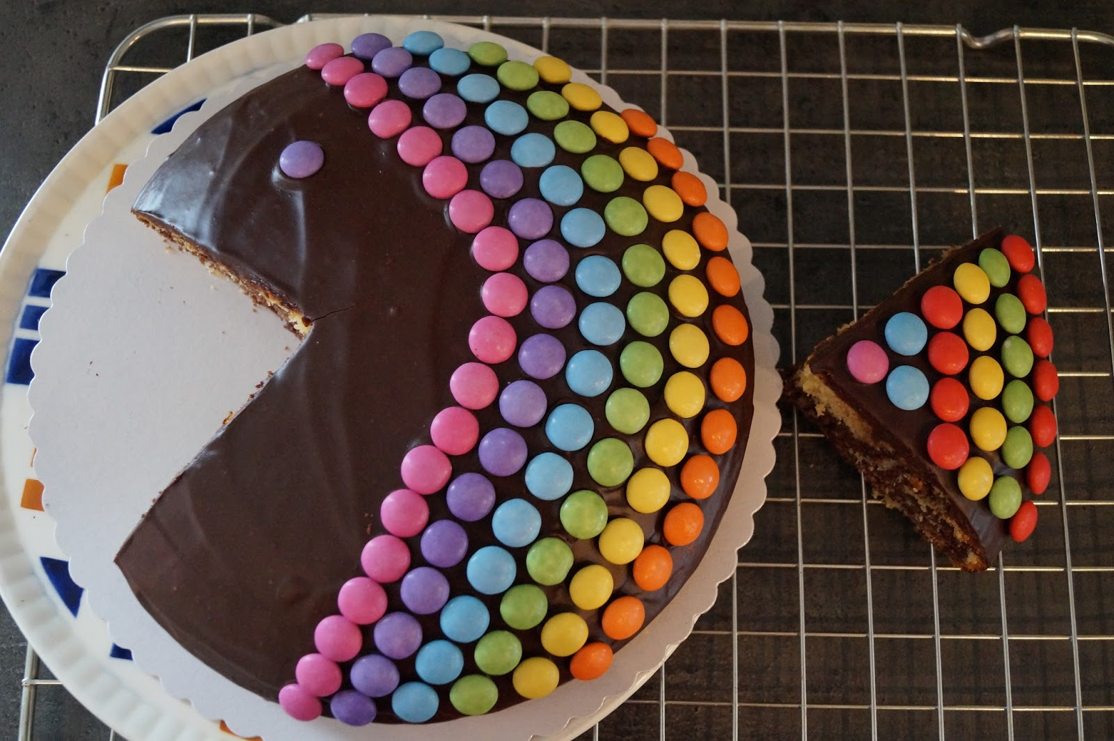 Pfeffer Kuchen Happy B Day Kleine Klara