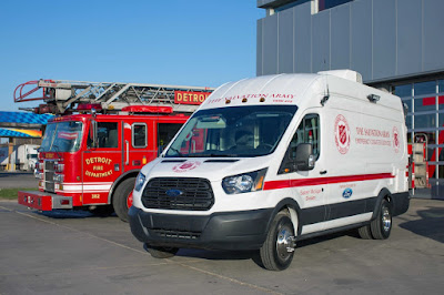 Ford Helps The Salvation Army with Disaster Relief