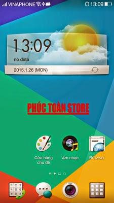 Rom stock Oppo find X9007 alt