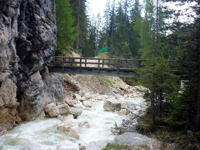 escursione cascate di fanes