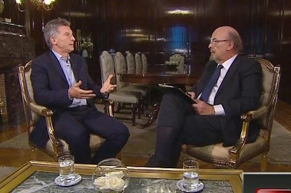 Morales Solá: ''El problema de Macri consiste en que los inversores extranjeros lo aplauden, pero no invierten''