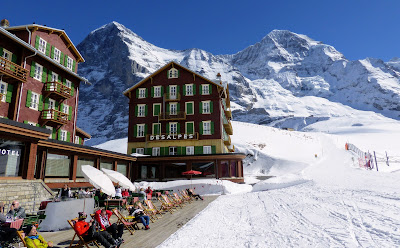 Kleine Scheidegg, Bernese Oberland, Switzerland