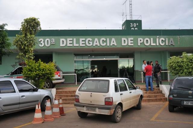 Suspeitos de integrarem gangue em São Sebastião são levados para a Papuda
