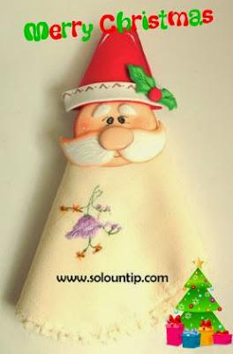 anillos-servilletas-navideños