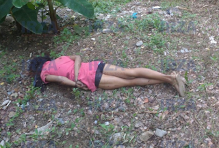 Hallan mujer amarrada de las manos, torturada y ejecutada en Acapulco
