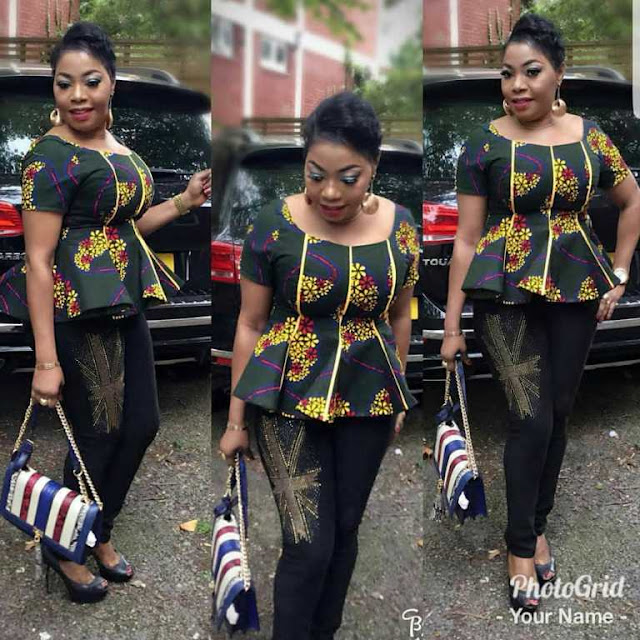 must have Ankara Tops