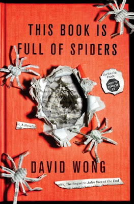This Book is Full of Spiders by Jason Pargin - book cover