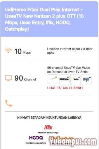 Pasang WiFi di Rumah tanpa Telepon Rumah 2020 - Nanda Hero
