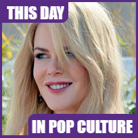 Nicole Kidman was born on June 20, 1967.