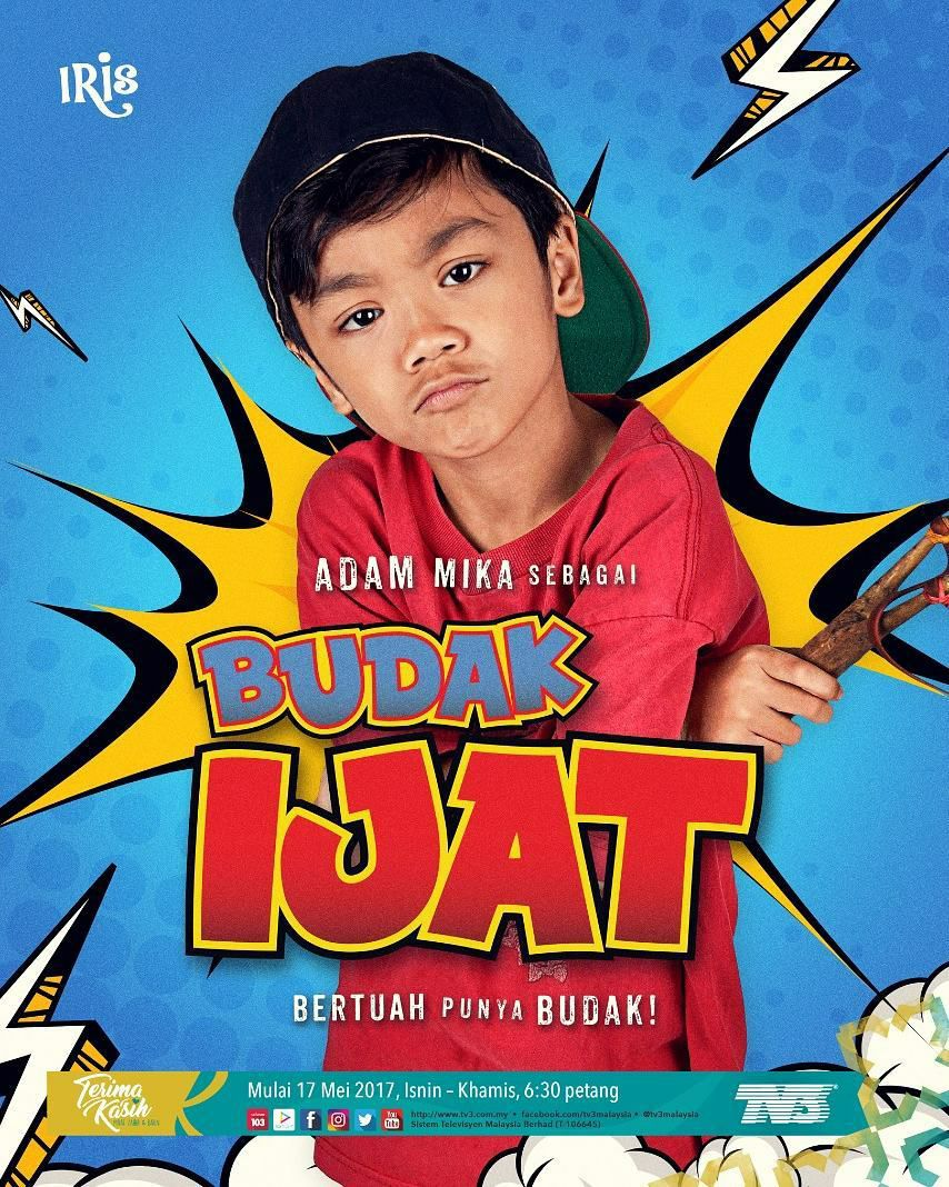 Drama Budak Ijat (2017) TV3