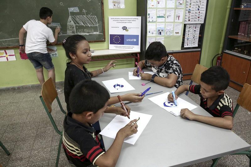 Ελληνίδα κοινωνική λειτουργός: «Το σχολείο είναι το δομικό στοιχείο της ένταξης»