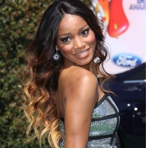 Keke Palmer, Ombre Hair Trend