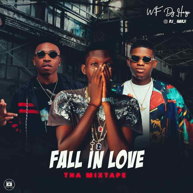 [MIXTAPE] WF DJ HARJI X T CLASSIC – FALL IN LOVE MIXTAPE - www.mp3made.com.ng