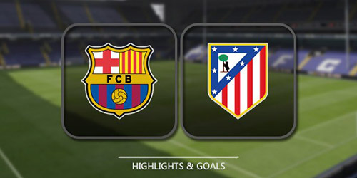 Barcelona vs Atletico Madrid Highlights and Full Match LA Liga 21-09-2016