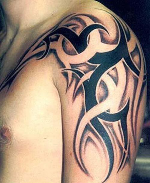 erkek tribal dövmeler man tribal tattoos 36