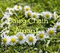 ★ The Daisy Chain Award Blog Button! ★