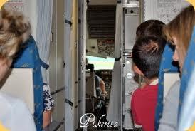 Un celíaco en un avión.