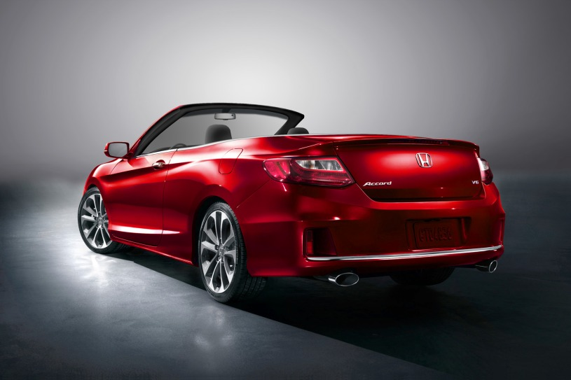 Insideline Should Honda Build A 2017 Accord Convertible
