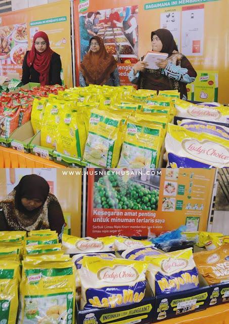 Rangkaian Produk Unilever Food Solutions