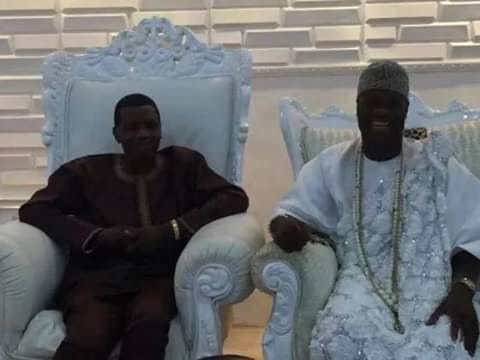 Pastor Adeboye takes over Ooni of Ile-Ife Royal stool.