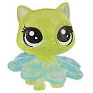 Littlest Pet Shop Series 4 Petal Party Best Buds Kitten Cat (#4-25) Pet