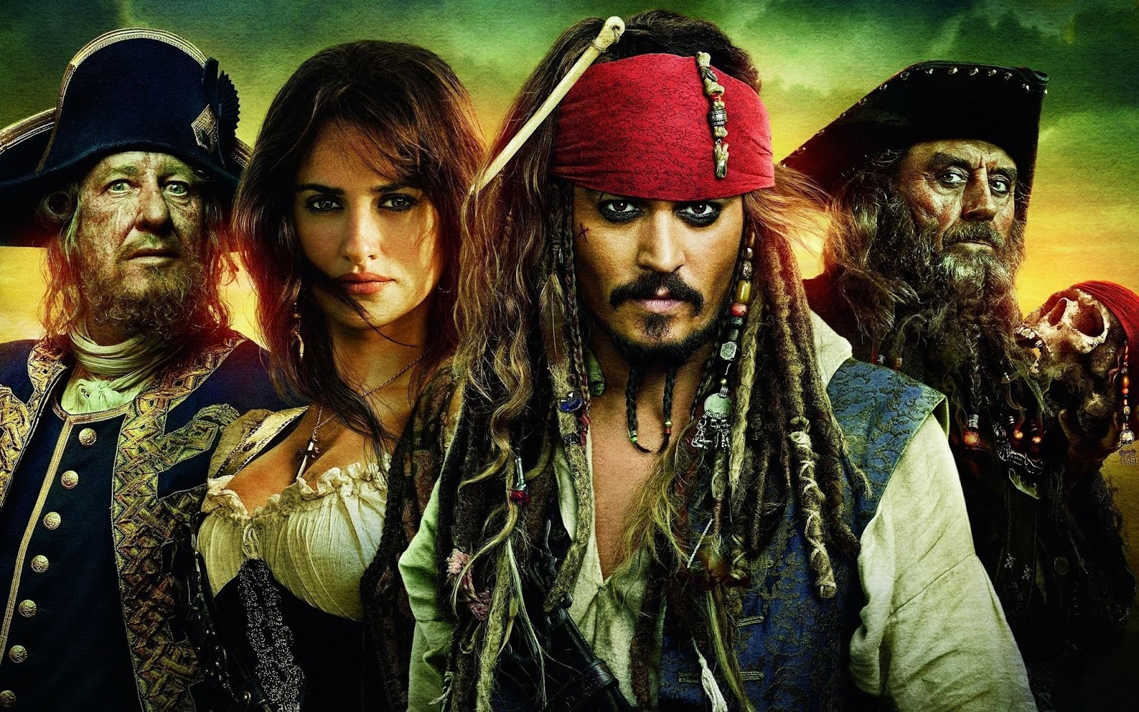 48 Jack Sparrow Wallpapers Hd Wallpapercarax