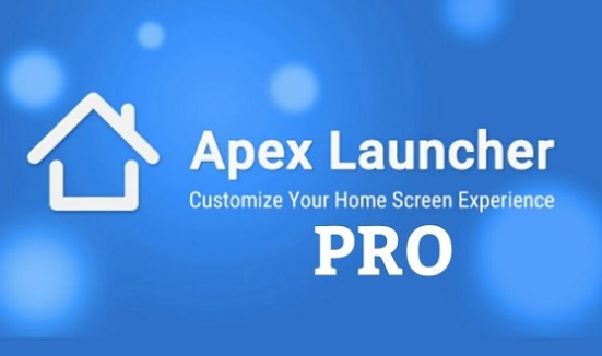 Apex Launcher Free Download on Android App