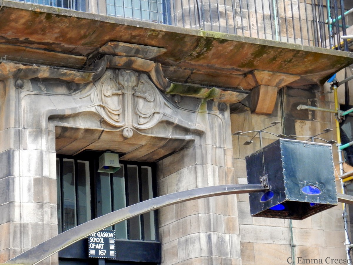 Art Deco Glasgow Mackintosh
