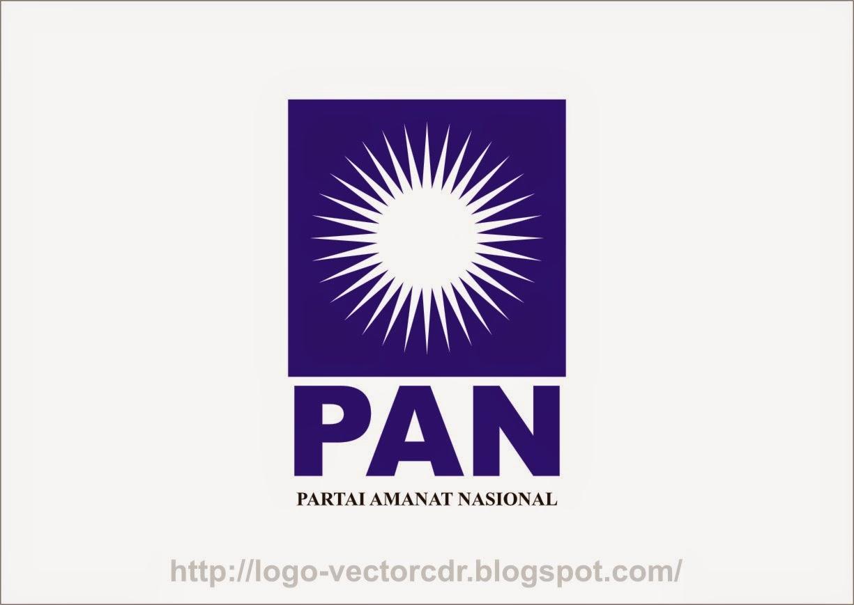 Partai PAN Logo Vector download free