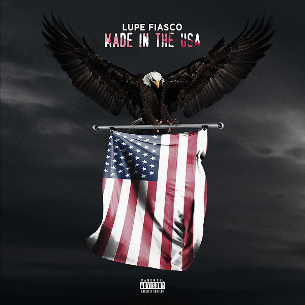 Lupe Fiasco - Made in the USA (feat. Bianca Sings) - Single Cover