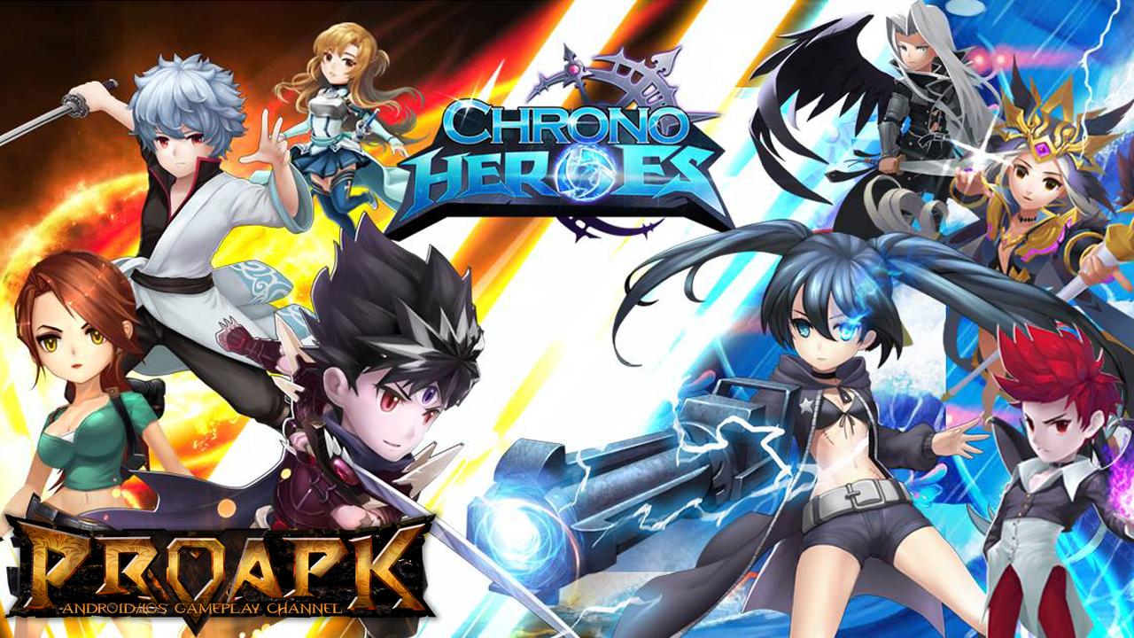 Chrono Heroes