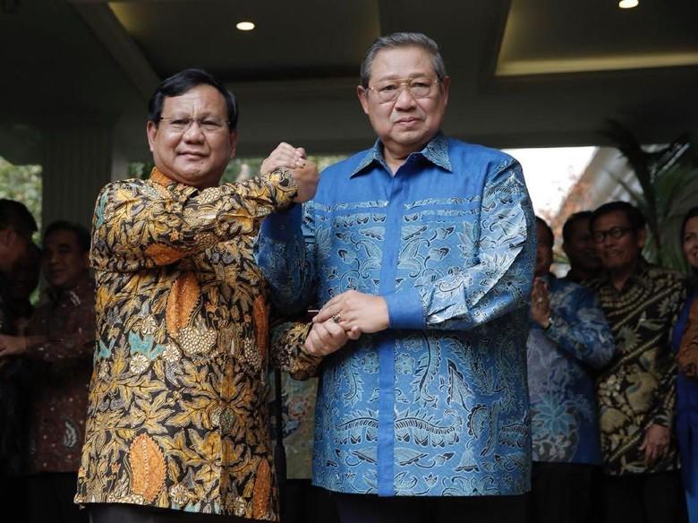 Kocak! Makin Seru, Poyuono: Prabowo The Real General, SBY yang Jenderal Kardus!