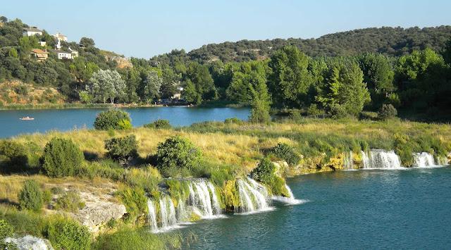Las Lagunas de Ruidera, turismo