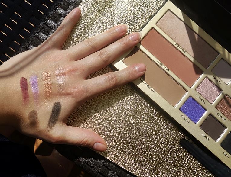 Pigmentacja cieni