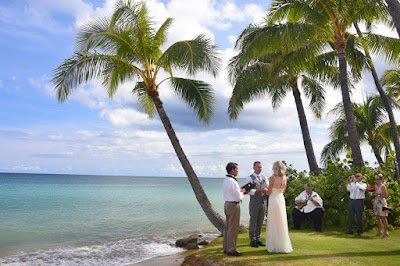 Kahala Beach Weddings
