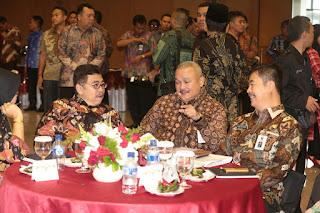 Alex Noerdin Hadiri Rakornas Gubernur se-Indonesia