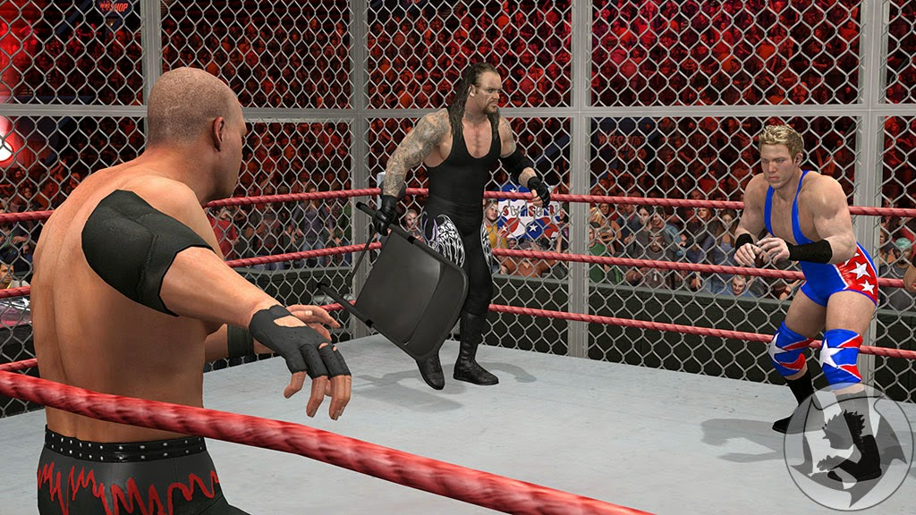 WWE Impact 2011 - Full Version Game Download - PcGameFreeTop