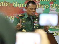 Jenderal Gatot: Yang Bunuh Mallaby Bukan TNI, Tapi Santri!