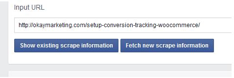 Facebook Open Graph Debugger