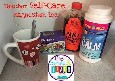 Teacher Self-Care Practice: Essential Oils in the classroom.