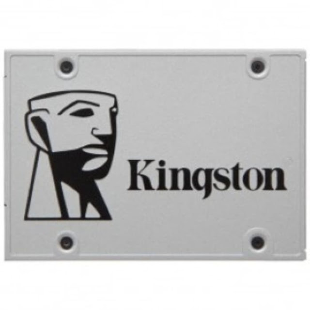 Kingstone SSD 120GB NOW  SUV400S37A  | GISTECH - Bali Komputer