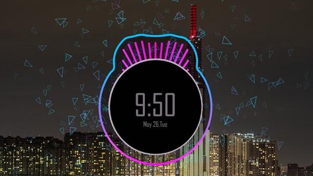 Cách tạo hiệu ứng sóng nhạc EDM ở hình nền khi bạn nghe nhạc trên máy tính