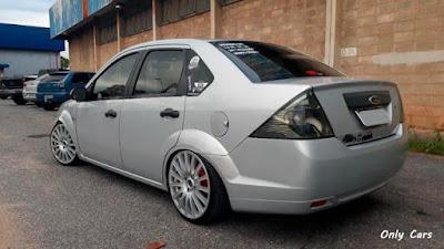 Fiesta Sedan Rebaixado