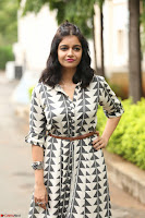 Swathi Reddy Looks super cute at London Babulu theatrical trailer launch ~  Exclusive 063.JPG