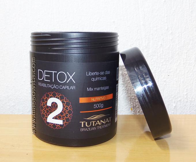 Detox  Nutritivo Tutanat