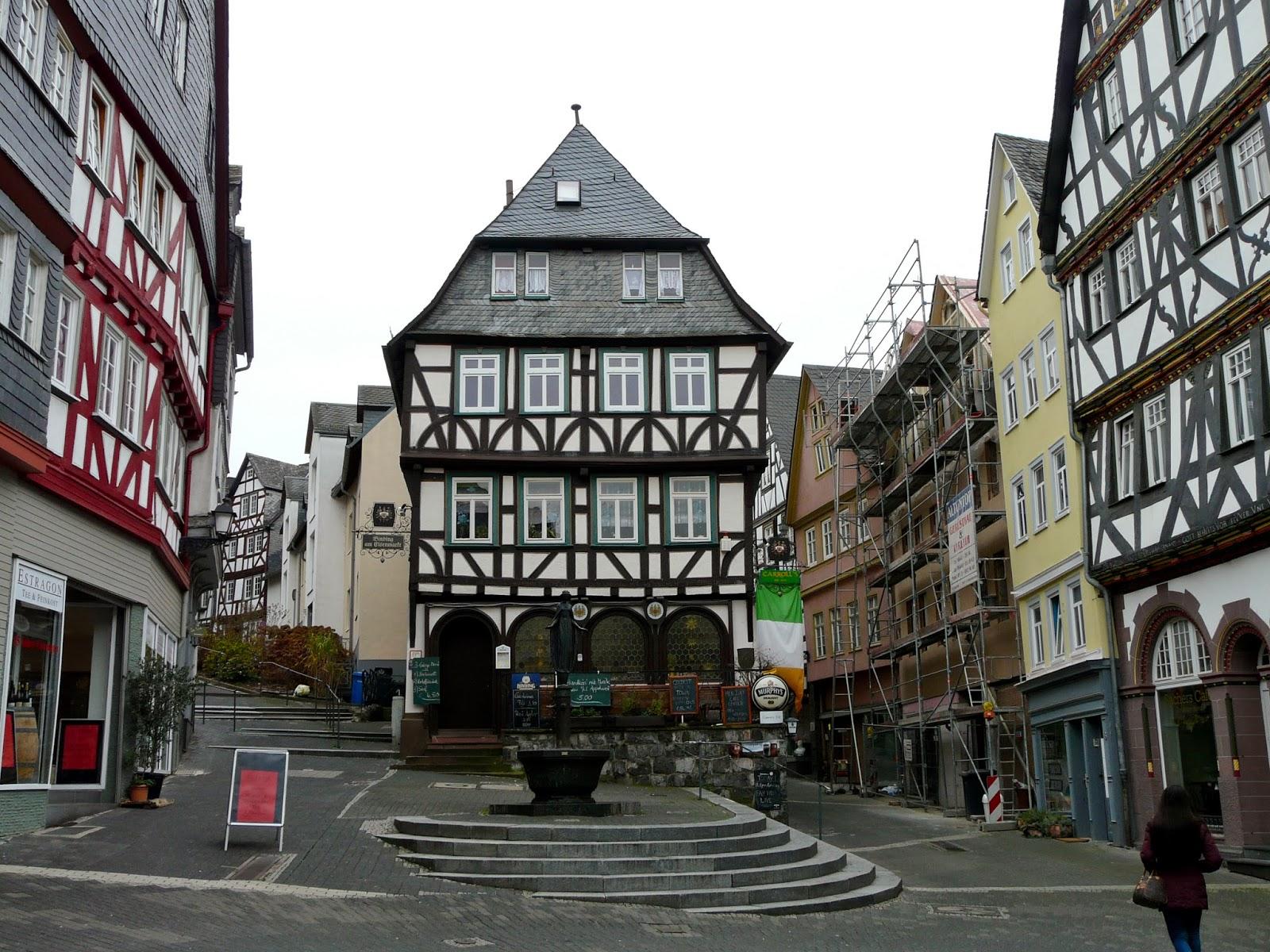 Post In Wetzlar