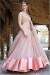 Net Lehenga Designs Wedding Functions