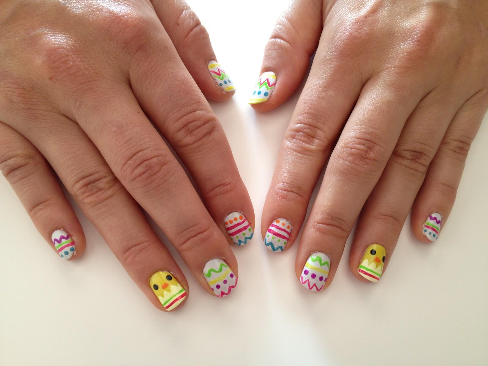 CuteZine: Cute Nails! Cute Polish Nail Art Designs.