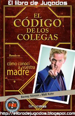 el codigo de los colegas en español pdf