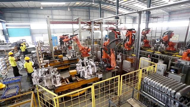 Bangalore-Tamil Nadu industrial region